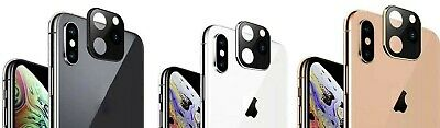 For iPhone X XS MAX Camera Lens Sticker Cover Change to fake iPhone 11 Pro Max