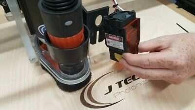 JTech - X Carve Inventables Dust Boot Magnet Side Mounting Kit