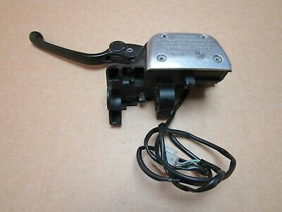 BMW R1100S Boxer Cup 2004 clutch master cylinder with lever (3643)