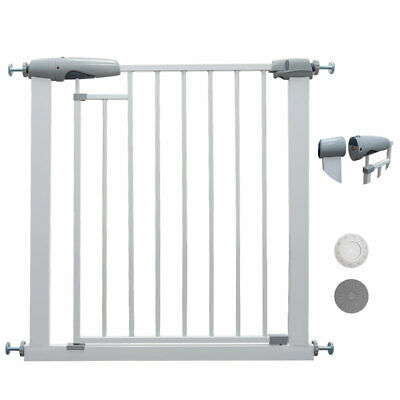 Callowesse® Freedom Stair, Baby, Pet Gate – New Unique Magnetic Two-Lock System