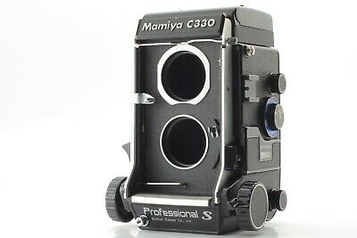 【EXC+5】 Mamiya C330 Pro S Professional TLR 6x6 Format Film Camera From JAPAN 068