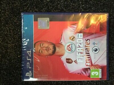 FIFA 20 - Sony PlayStation 4 - Brand New And Sealed