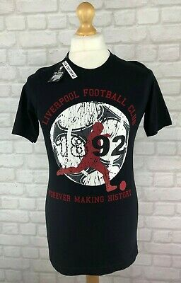Liverpool FC Official Merchandise Football Mens Graphic T-Shirt Size XS