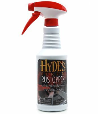 Hyde's Serum Rust Stopper - Anti-rust Spray for Wheels & Brake Discs