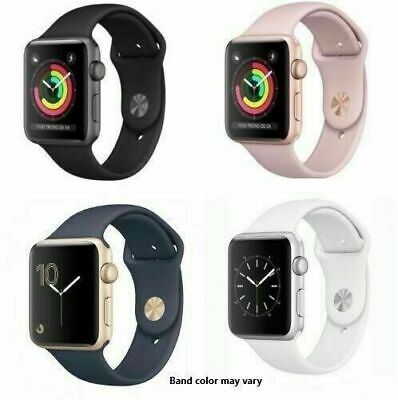 Apple Watch Series 2 Mnnw2ll/a 42mm GPS Aluminum 8GB - All Colors