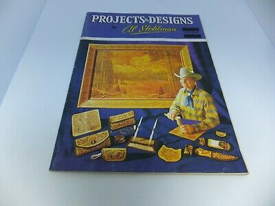 Projects and Designs By Al Stohlman Copyright 1972.
