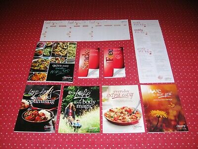Slimming World Starter Pack + Cookbook, Low Syn Snack & Free Branded Foods Books
