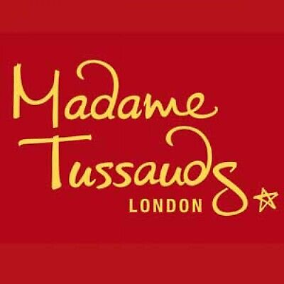 Madame Tussauds London, Two Tickets - PICK YOUR OWN DATES & TIME..