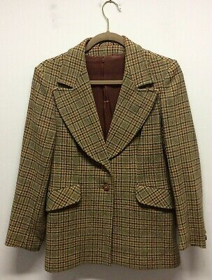 1960s Townwear Tweed Jacket UK 8