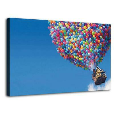 """16""""x26""""Disney HD Canvas prints Painting Home Decor Picture Room Wall art Poster"""