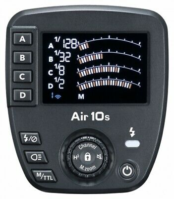 Nissin Commander Air 10s Sony