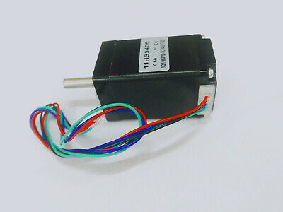 1PC Stepper Motor Nema11 1.8° 2Phase 4leads 0.67A 12N.cm 11HS5406 6.2V CNC Kit