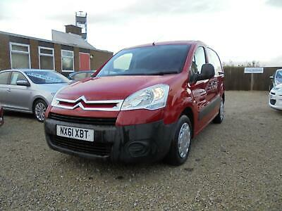 Citroen Berlingo 1.6HDi (75) Diesel L1 625 LX NO VAT ONLY 65,797 miles with S/H