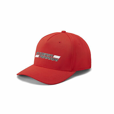 2019 Scuderia Ferrari Logo Baseball Cap Hat Adults Size Official Merchandise
