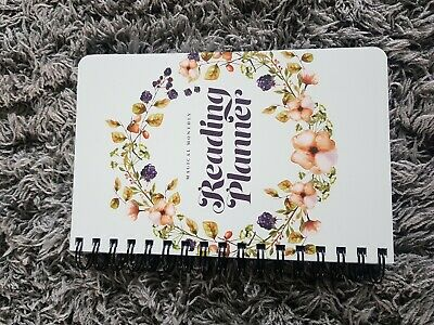 Owlcrate Reading Planner