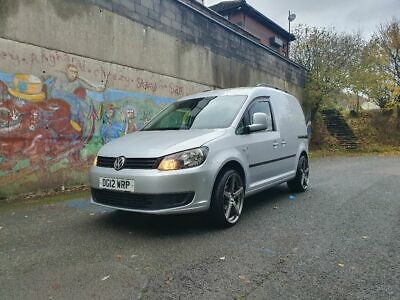 2013 Volkswagen caddy match edition fully loaded 1.6 tdi 102bhp