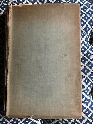 A Vision, W B Yeats. First Edition 1925. Signed by the Irish Author.