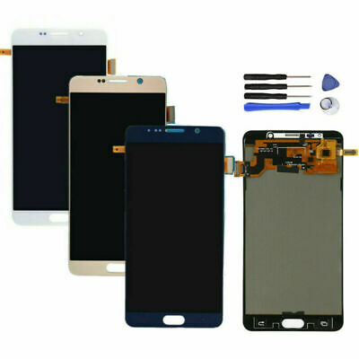 For Samsung Galaxy Note 5 N920 TFT LCD Display Screen Touch Digitizer Replace US