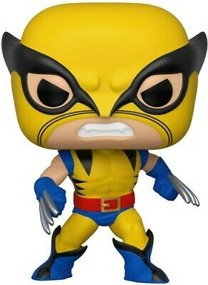 80th - First Appearance - Wolverine - Funko Pop! Marvel: (2019, Toy NUEVO)