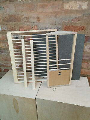 Full Set for Racing Pigeon nest boxes