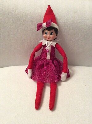 Elf Christmas Dress prop/accessories handmade to fit on the shelf Elf