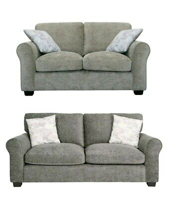 Sensational Argos Home Tammy 2 Seater Fabric Sofa Bed Charcoal Bralicious Painted Fabric Chair Ideas Braliciousco