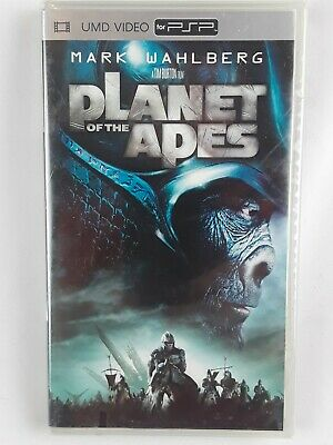 Planet of the Apes PSP UMD New Sealed Playstation Portable