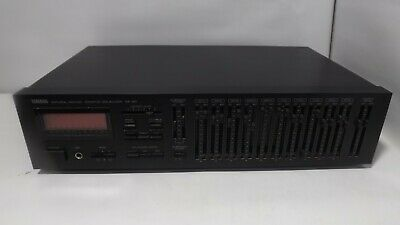 Yamaha Natural Sound Graphic Equalizer GE-60 -A213