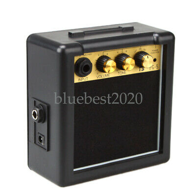 GT-3W Portable Mini Electric Guitar Amplifier for Acoustic and Electric Guitars