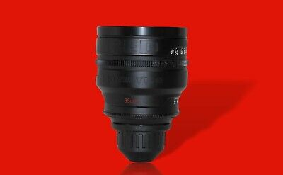 RED Pro 85mm T1.8 Prime Lens - PL Mount                         New Lower Price!