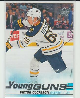 2019-20 Upper Deck  Series 1 Young Guns Including 5 Yg Canvas  U Pick From List