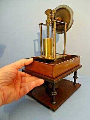 "EARLY 20thC ANTIQUE ENGINEERES MODEL ""STEVENS"" WATER PUMP, c 1910-20."