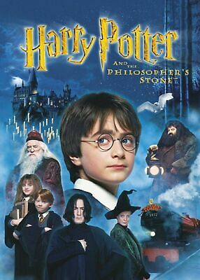 Harry Potter Movie Glossy Wall Art Poster Print A1 A5