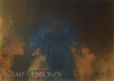 2019 RITTENHOUSE GAME OF THRONES INFLEXIONS Lenticular Motion Card L19 WALKING