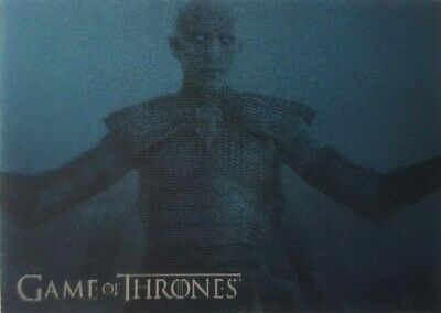 2019 RITTENHOUSE GAME OF THRONES INFLEXIONS Lenticular Motion Card L10 KNIGHT