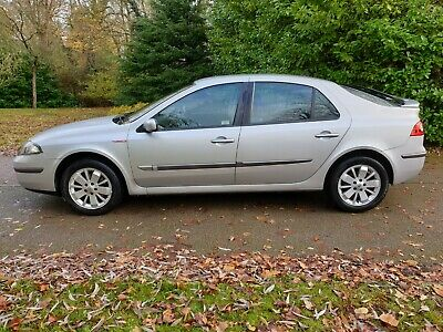 2005 Renault Laguna Dynamique 2.0 Automatic  - 59k miles with FSH £695 ono