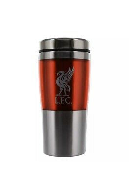Official Liverpool Football Club Stainless Steel Travel Mug Thermal/flask/cup
