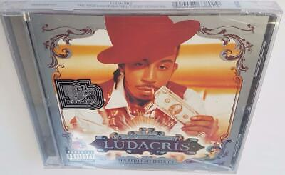 Ludacris The Red Light District (2004) New Sealed Cd Dj Quik Nate Dogg Dmx Nas