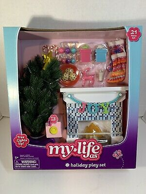My Life As Holiday Playset