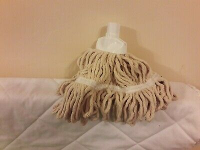 Cotton Mop Head Replacement . Plastic Socket .
