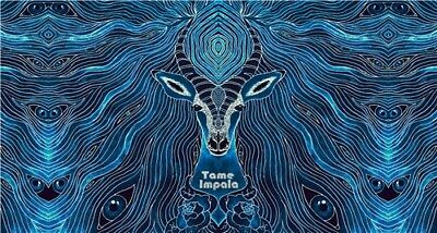 """Tame Impala Psychedelic Rock Music Band 14x21 24x36/"""" Poster Fabric Art 572"""