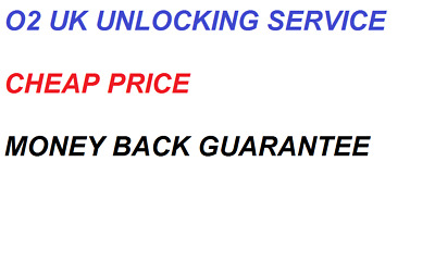 Factory unlock code for o2 UK Samsung S5 S4 S3 S2 S1 Mini Note 1 2 3 4 All