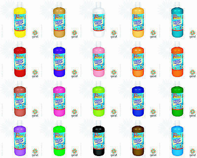 Radical 500ml Poster Paint - Washable, Kids, School, Projects, Art, Craft