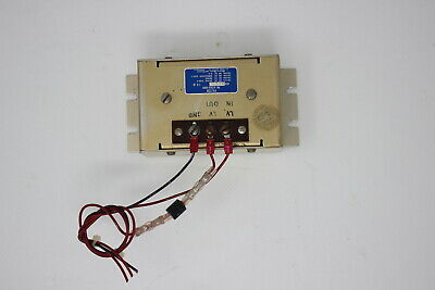 Filter P/N 41260-0000 Aircraft Radio and Control Module