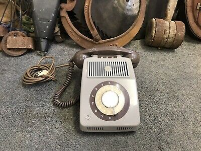 Vintage Collectable Phone Telephone Bar Man Shed