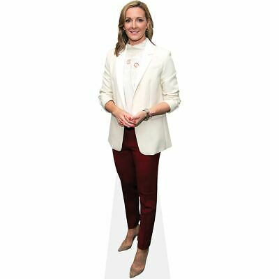 Gabby Logan (White Blazer) tamano natural
