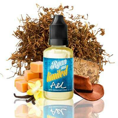 Aroma A&L ULTIMATE RYAN USA LIMITED 30ml  - CONCENTRADO P/ HACER ELIQUID