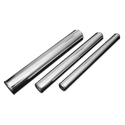 Aluminium pipe XXL lenght 60cm Polished Universal Alloy Intercooler Pipe Joiner