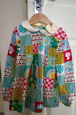 Bnwt size 7-8 Little Bird Jools Oliver mothercare  blouse