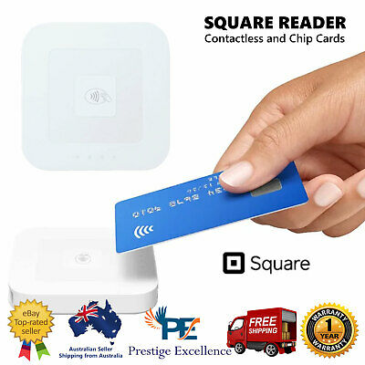 Square Contactless and Chip Card Reader for Business Credit Card EMV Card Reader